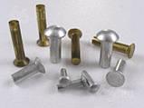Заклёпка Ø3 ГОСТ 10300-80 алюминиевая, фото 4