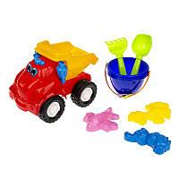 """Іграшка """"Набір пісочний з машинкою"""""""
