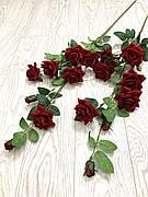 Штучна кущова троянда ( 115 см )