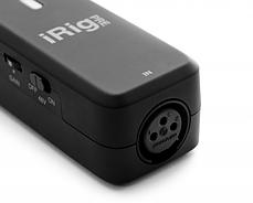 Цифровий інтерфейс мікрофона високої чіткості зі студійним якістю передпідсилювача IK MULTIMEDIA iRig Pre HD, фото 3