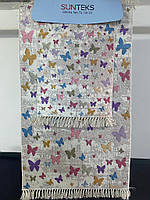 Набір килимків для ванної кімнати SUNTEKS 2 предмета прогумовані Туреччина краща ціна