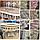 Скатерть на стол силиконовая с кружевом 160Х220см  мягкое стекло Турция Verolli в расцветках, фото 2