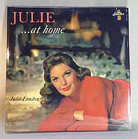 CD диск  Julie London – Julie...At Home, фото 1