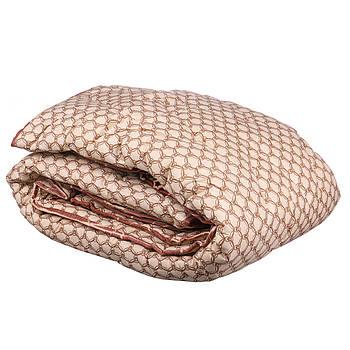 Одеяло двухспальное Constancy 175 х 205 (29359) Цепной принт на бежевом