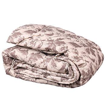 Одеяло двухспальное Constancy 175 х 205 (29361) Узоры серые на белом
