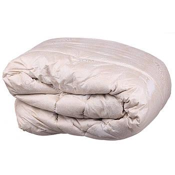 Одеяло евро шерстяное Constancy 195 х 205 (29368) Wool на белом