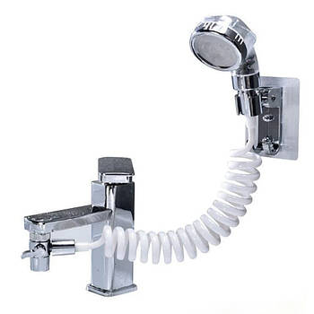 Набор для быстрого подключения душевой лейки к крану The Hair Washing Machine