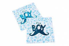 """Бумажные салфетки """"It's boy"""" (10 шт.)"""