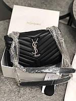 Классическая женская мини сумочка SAINT LAURENT  (реплика), фото 1