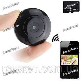 Мини  Wi-FI видеокамера c датчиком движения