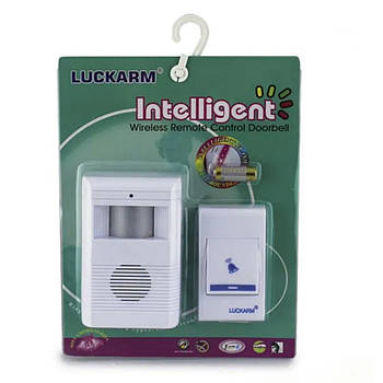 Звонок дверной беспроводной Luckarm (8207)
