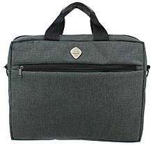 Сумка для ноутбука до 15,6 дюймов Wallaby Серый (10587-1 Gray)