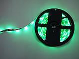 Світлодіодна стрічка 5v usb led 5050 bluetooth RGB 5 метрів різнобарвна (управління через телефон), фото 7