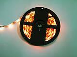 Світлодіодна стрічка 5v usb led 5050 bluetooth RGB 5 метрів різнобарвна (управління через телефон), фото 10