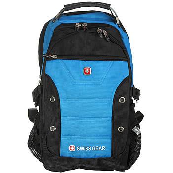 Рюкзак Swissgear 40 л (1535) Голубой