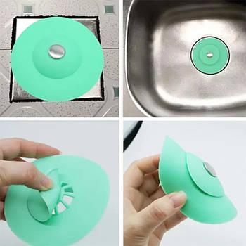 Пробка фильтр для раковины и для ванны ArtJoy Силикон