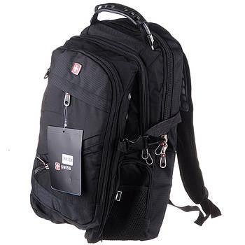 Рюкзак Swissgear (8810) Черный