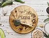 Набор для пиццы Ø 27 (доска, нож)