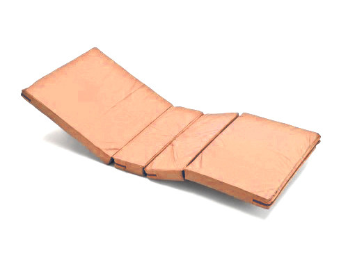 Матрац медичний ММф 4 800-100 для чотирьохсекційною ліжка ТМ ОМЕГА