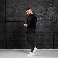 Комплект Asos Classic 2021 рубашка + брюки Костюм мужской двойка на весну LUX Качество (Размер S) Полоска/черн