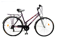 Дорожный городской 28 Турист 286 W Украина (ХВЗ) 6 скор.женский велосипед