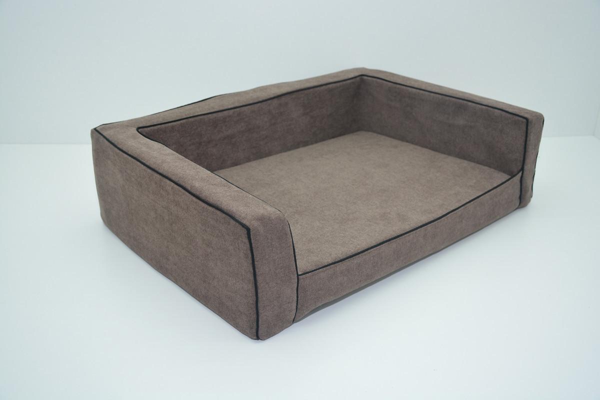 Диван для собак Міраж №5 700х1000х230 коричневий