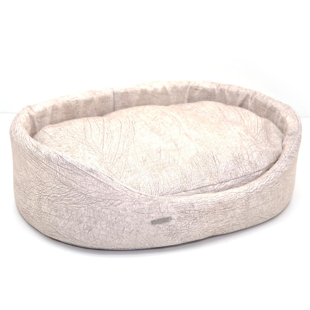 Лежак для собак и котов Мрия №0 260х370х120 бежевый