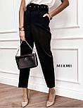 Жіночі брюки стильні укорочені, фото 3