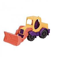 Машинка игрушка для игры с песком Мини-Экскаватор ОРИГИНАЛ Battat BX1420Z