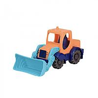 Машинка игрушка для игры с песком Мини-Экскаватор ОРИГИНАЛ Battat BX1440Z
