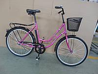 Городской велосипед 28 дюймов RETRO Азимут багажник Салют, фото 1