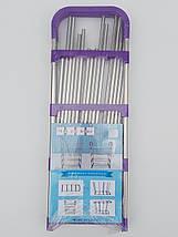 Д 52 * Ш 23,5 * У 65,5 см. Полка для взуття фіолетового кольору на 4 яруси., фото 3