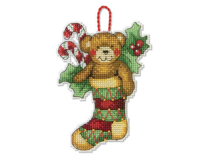 Набор для вышивания Dimensions Bear (08894)