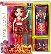 Лялька Rainbow High Рубі Ruby Anderson Red Clothes - Червона Мосту Хай Рубі Андерсон 569619