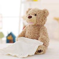 Интерактивная игрушка говорящий Мишка Пикабу Peekaboo Bear