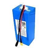 Аккумулятор PROTONE - 60в 25.6 ач на элементах Tesla 18650 для электровелосипеда, фото 3