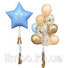 Шарики воздушные на день рождения