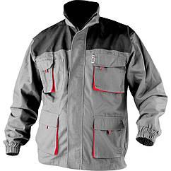 Куртка рабочая лёгкая DAN, размер M; 65% - полиэстер, 35% - хлопок YATO YT-80281