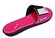 Женские шлёпанцы  Rider 82569 black/pink Оригинал 39, фото 4