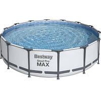 Bestway Надувний басейн Bestway 56438 (457х122) з картриджних фільтрів, фото 1