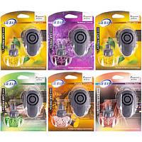 От 3 шт. Освежитель воздуха жидкий для авто 9*4,5*3 см Х2-98 купить оптом в интернет магазине От 3 шт.