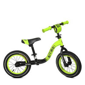 Детский беговел PROFI KIDS ML1201A-2 зелёный