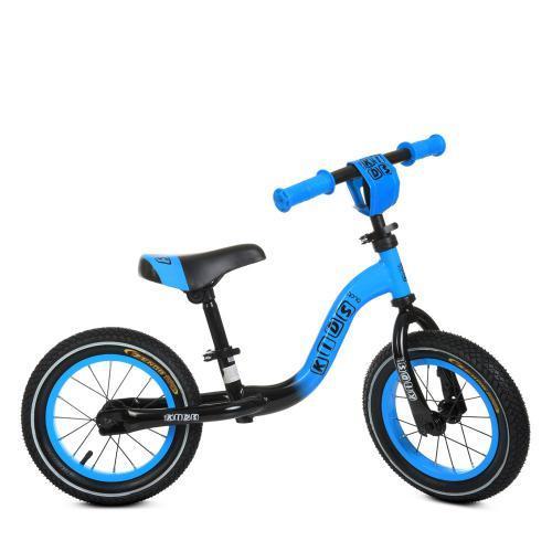 Детский беговел PROFI KIDS ML1201A-3 голубой