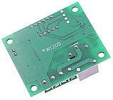 Терморегулятор термостат с индикацией 12В W1209, фото 3