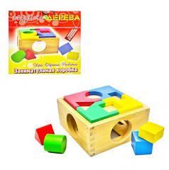"""Ігровий набір """"Цікава коробка"""" Д029"""