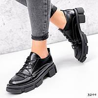 Туфлі жіночі Gert чорні 3299