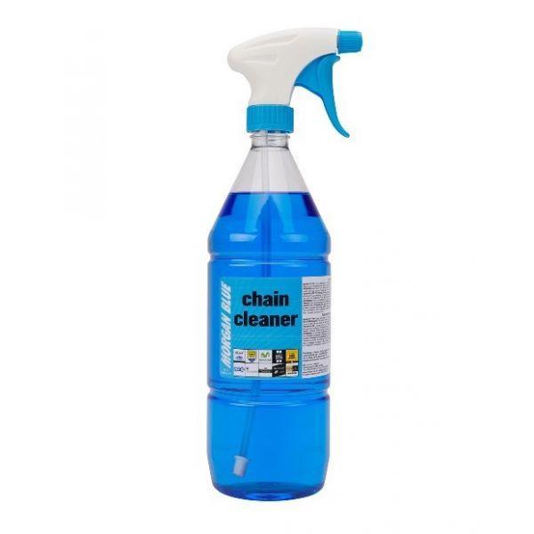 Очиститель цепи Morgan Blue Chain Cleaner 1 литр с распылителем