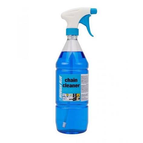 Очиститель цепи Morgan Blue Chain Cleaner 1 литр с распылителем, фото 2