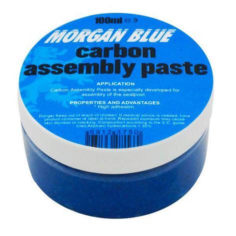 Паста для монтажа карбоновых компонентов Morgan Blue Carbon Assembly Paste 100 gr, фото 2