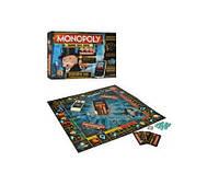 Настольная игра TG 002 Монополия,терминал-зв,св, кредит.карты укр,фишки,бат,кор,41,5-27-5см(TG 002)